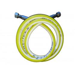"""TUYAU FLEXIBLE GAZ TUBOGAZ Ø 1/2""""FF 1500 mm"""