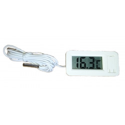 THERMOMETRE DIGITAL -50+70°C BLANC