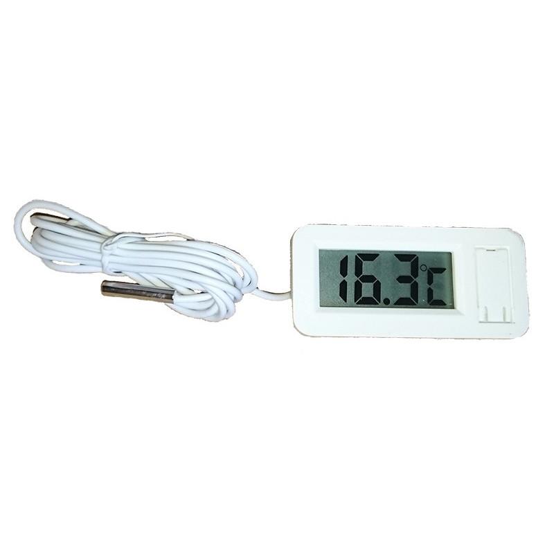THERMOMETRE DIGITAL -50+70°C BLANC