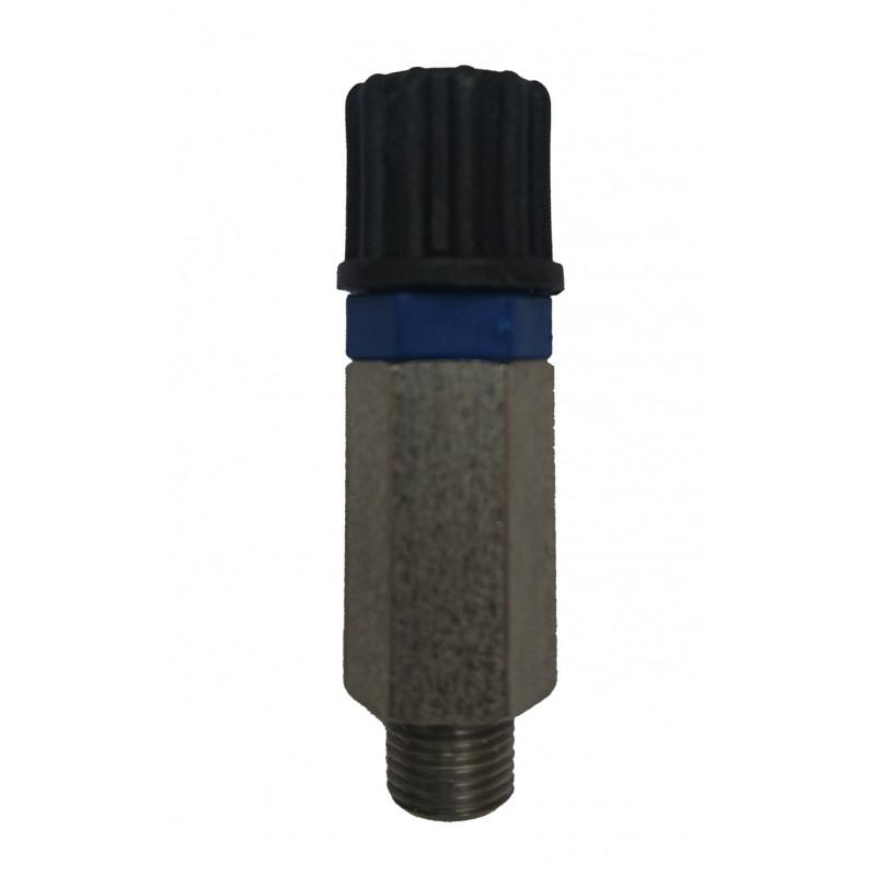 Clapet anti-retour inox AISI 316