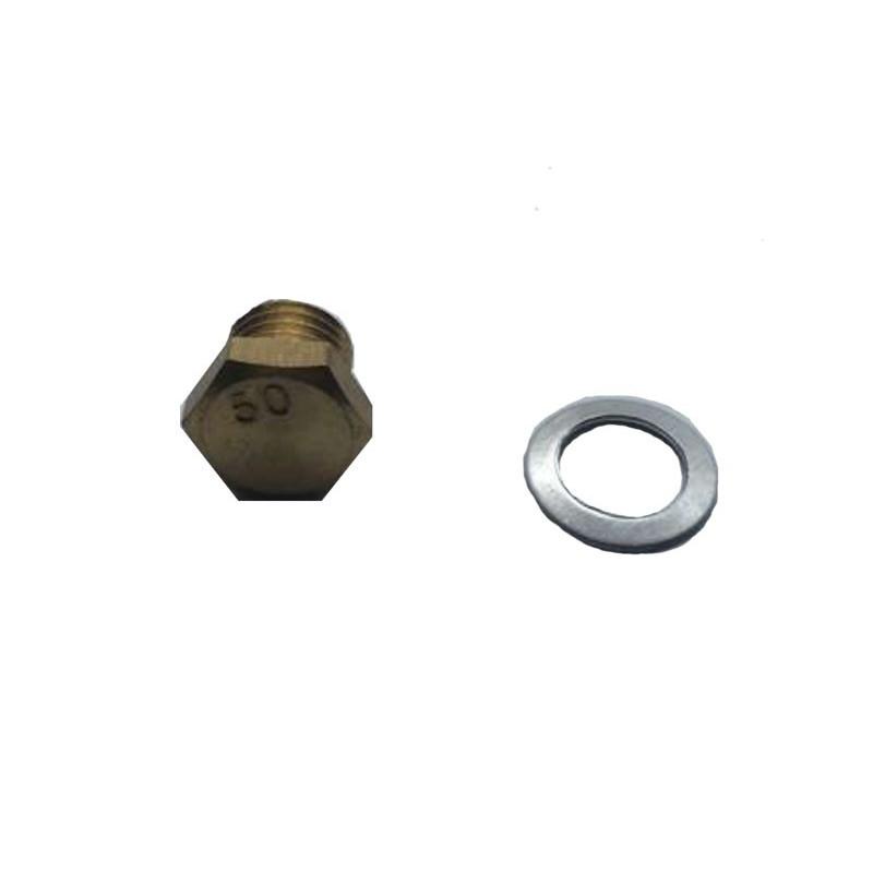 INJECTEUR GAZ M8x1 ø 0,50 mm