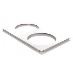 Plaque de support pour plat à rôtir et à pâtisserie (25 cm)